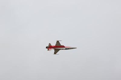 F-5E (Patrouille Suisse)