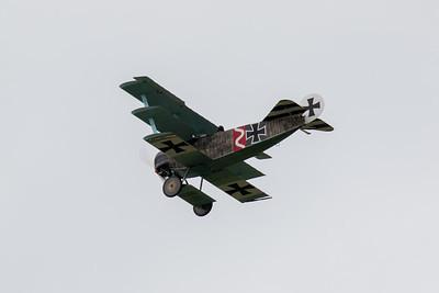 Fokker Dr1 Triplane