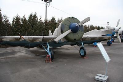 I-16 Type 10 Replica (Russia)