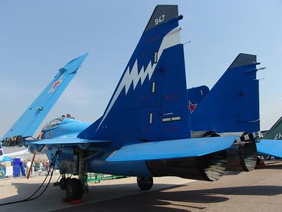 MiG-29KUB 9.47 (Russia)