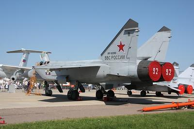 MiG-31BM (Russia)