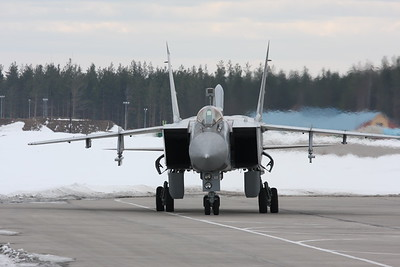 MiG-31DZ (Russia)