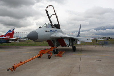 MiG-35 for MRCA tender (Russia)