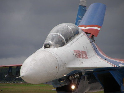 Su-27UB (Russia)