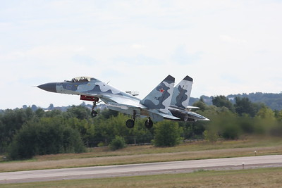 Su-30MKI (Russia)