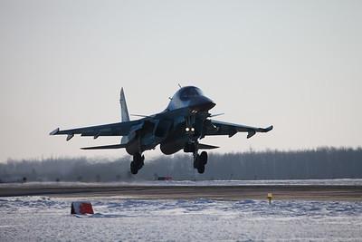 Su-34 (Russia)