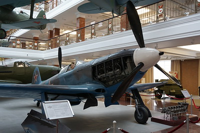 Yak-3 Replica (Russia)