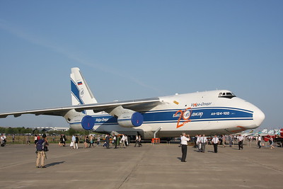 An-124-100 (Volga-Dnepr)