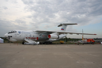 Il-76LL Kaveri (LII Gromov)