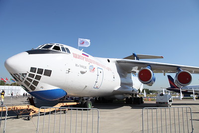 Il-76MDK (Roscosmos)