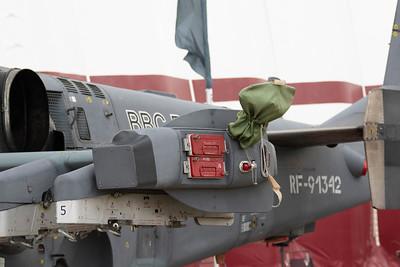 Ka-52 Alligator (NATO: Hokum-B)