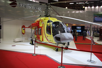 Ka-226T Medic Version (Civil)