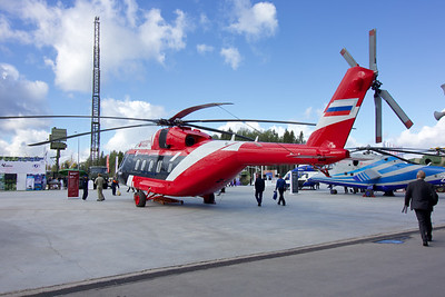 Mi-38-2 Prototype (Civil)