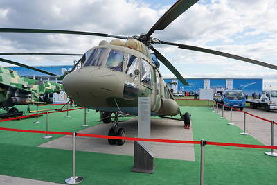 Mi-8MTPR-1 (Russia)