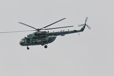 Mi-8MTV (Russia)