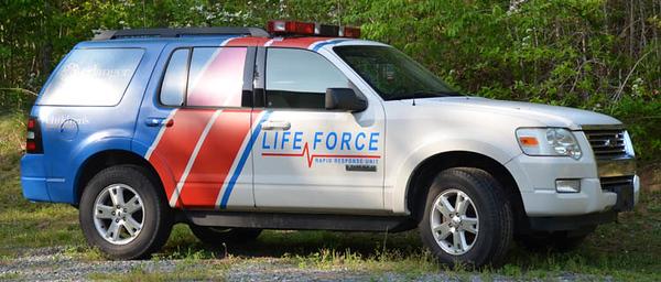 """Life Force 4 Rapid Response Unit"""