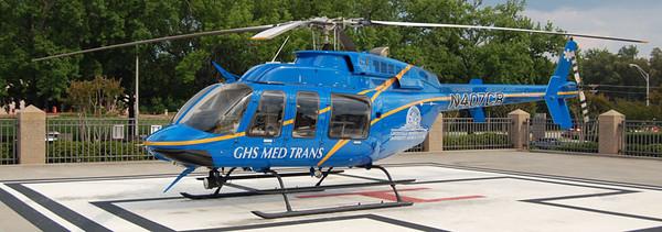 """""""GHS Med Trans"""" (old paint scheme)"""
