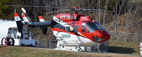 """Former Reserve Helicopter"""