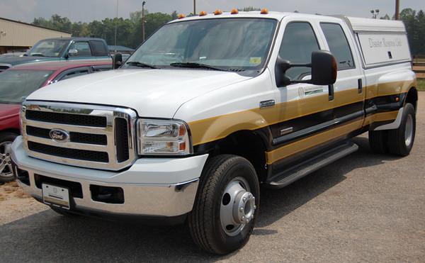 """Disaster Response Truck"""