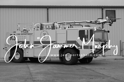 City of Tyler E-One Titan HPR ARFF