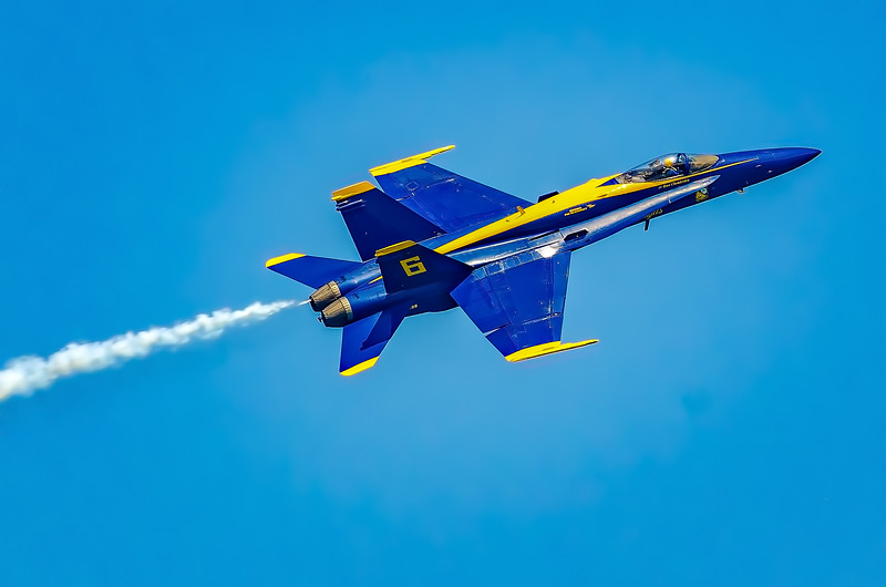 Blue Angel #6