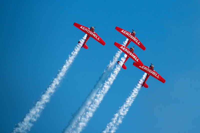 Aeroshell - Heading Skyward - Take 1