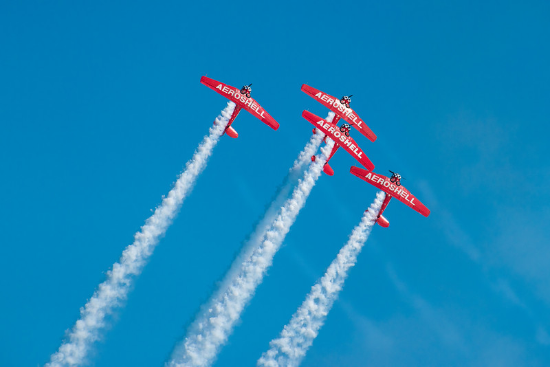 Aeroshell - Heading Skyward - Take 2