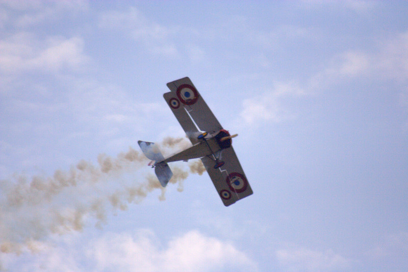 WWI French Nieuport (Replica)