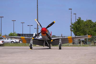 P-51 Tuskegee Airmen