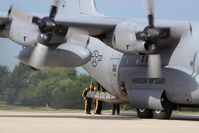 C-130 Hercules, 101st Airborne