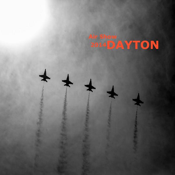 Dayton Air Show 2014