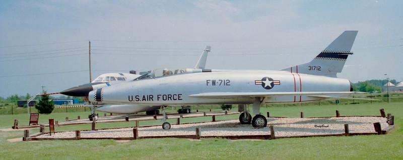 Grissom AFB 1991-247
