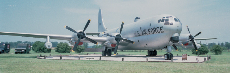Grissom AFB 1991-199