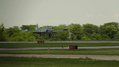 Slow Motion Landing