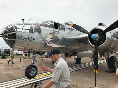 B-25....look at this guy