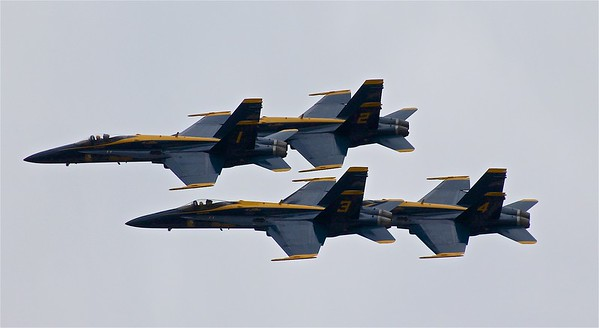 Blue Angels ....  Just so cool