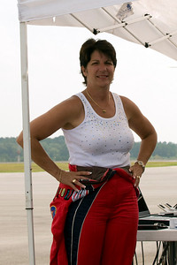 Jacquie Warda was another beautiful female pilot that performed at the show. Jaccquie B, as she is known, flew the Red Eagle Pitts Biplane.