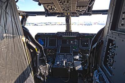 HDR - Osprey Cockpit