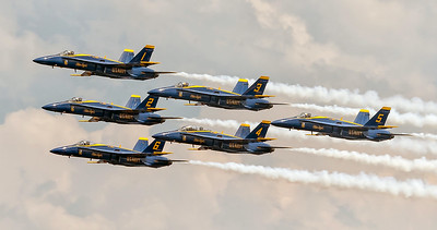 Blue Angels Delta - Seafair