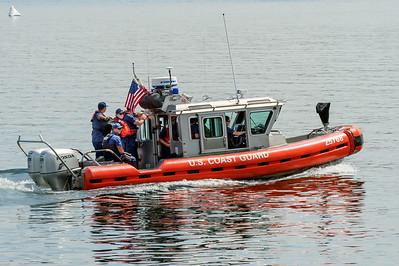 U.S. Coast Guard Patrol Boat - Seafair 2014