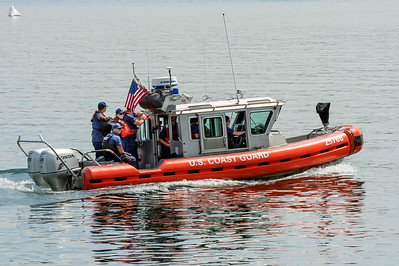 U.S. Coast Guard Patrol Boat - Seafair 2014