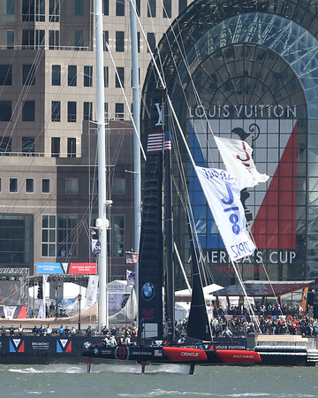 America's Cup NYC 2016