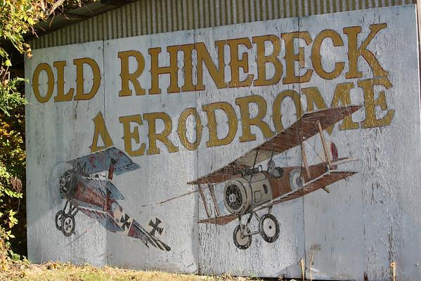 Biplane Ride at the Old Rhinebeck Aerodrome