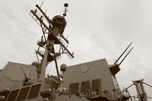 USS Michael Murphy Oct 2012