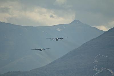 Lockheed C-130 Hercules.
