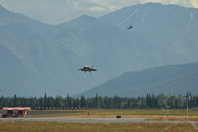 The F-22 Raptor is the Air Force's newest fighter aircraft.