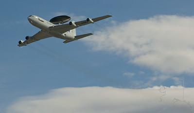 Boeing E-3 Sentry. AWACS
