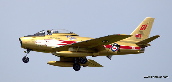 2012 Canadian Warplane Heritage Museum Air Show