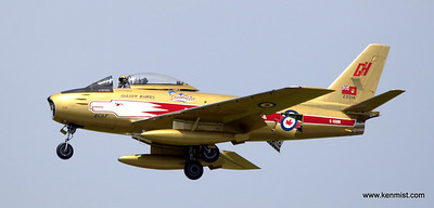 2012 Canadian Warplane Heritage Museum Air Show