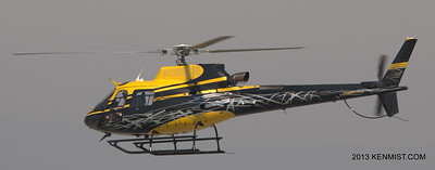 Eurocopter AS350 B3 AStar in from Delaware